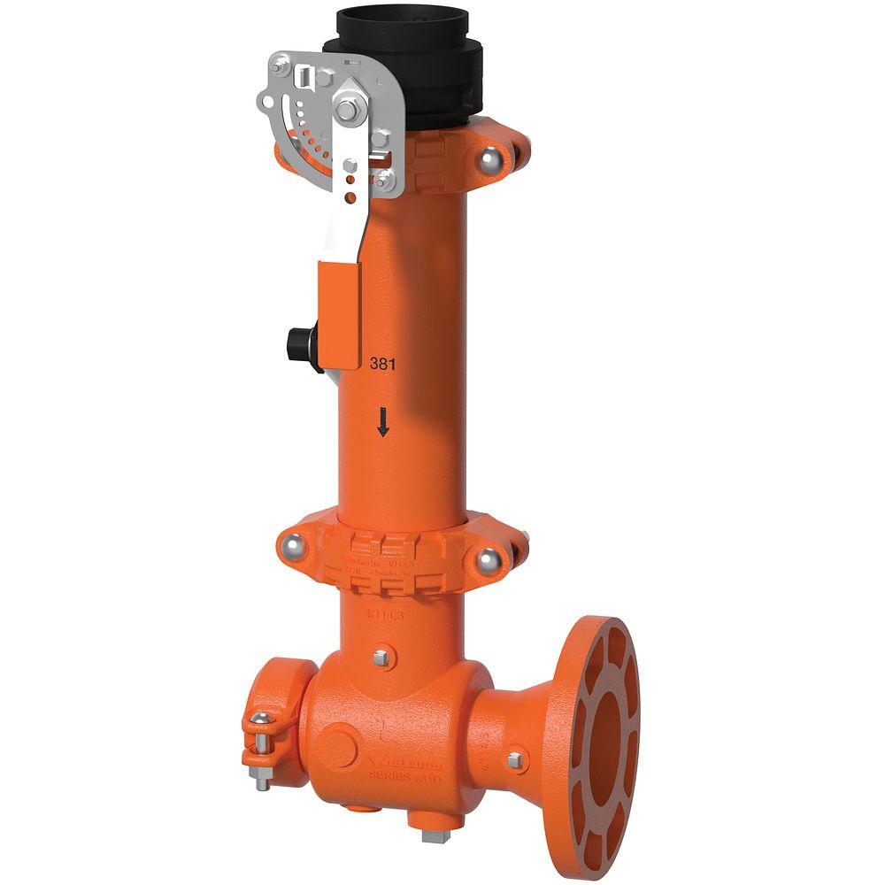 泵进口隔振组件