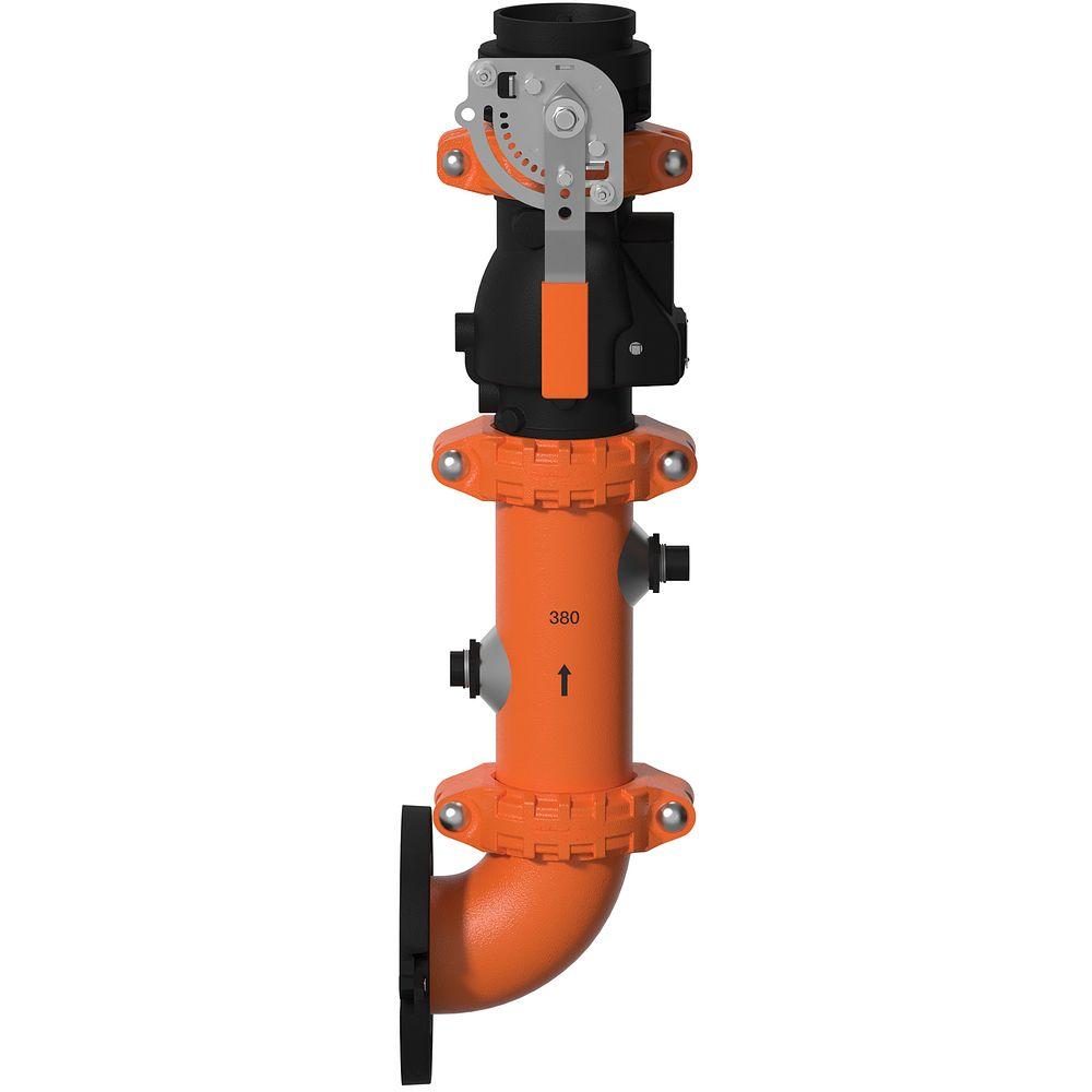 泵出口隔振组件