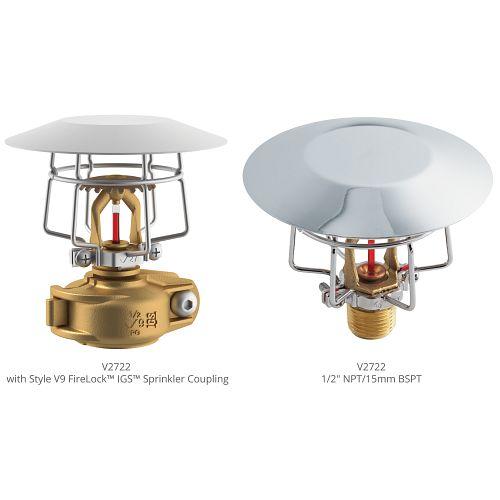 Sprinkleurs FireLock™ sérieFL-QR/ST/INT