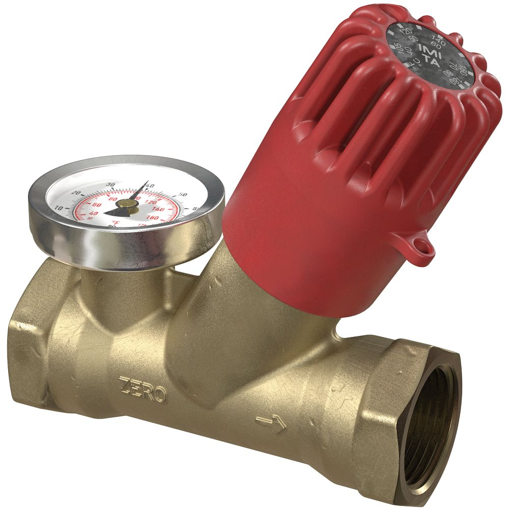 TA Series 7TZ Therm Zero Valve for Potable Water Applications