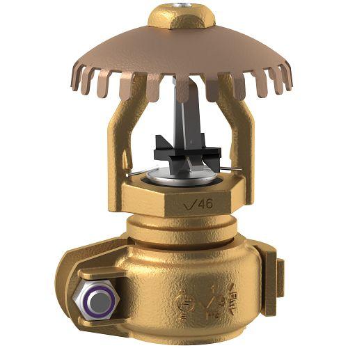 FireLock™ Series FL-SR/ST/CMSA Upright Sprinkler