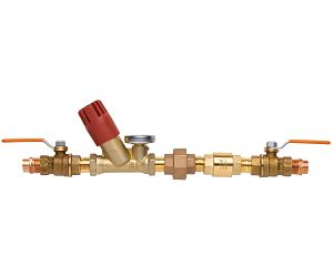 Domestic Water Kits for Hydronic Balancing